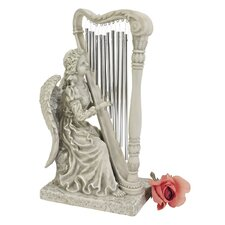 Music from Heaven Angel Small Statue