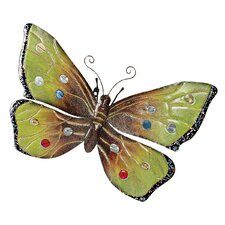<strong>Design Toscano</strong> Oversized Butterfly Wall Decor