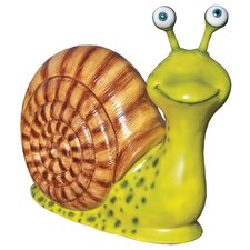<strong>Design Toscano</strong> Enormous Garden Monsieur Escargot Snail Statue
