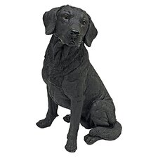 <strong>Design Toscano</strong> Labrador Retriever Dog Statue