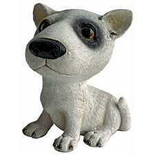 <strong>Design Toscano</strong> Prized Pup Bull Terrier Puppy Dog Statue