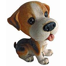 Prized Pup Beagle Puppy Dog Figurine