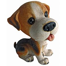 Prized Pup Beagle Puppy Dog Statue