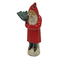 German Santa Antique Replica Die Still Action Coin Bank