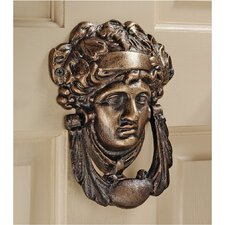 <strong>Design Toscano</strong> Athena Authentic Foundry Door Knocker