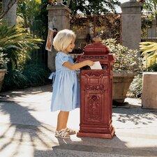 British Style Foundry Post Box
