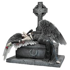 Angel Mistress of the Crypt Gothic Statue