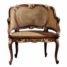 Louis XV French Rattan Chair
