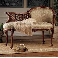 Madame Fabric Chaise Lounge