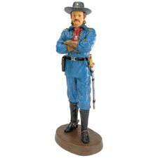 General George Armstrong Custer Figurine