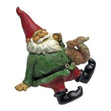 Osbert, the Garden Gnome Shelf Sitter Statue
