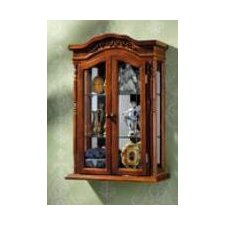 Beacon Hill Wall Curio Cabinet