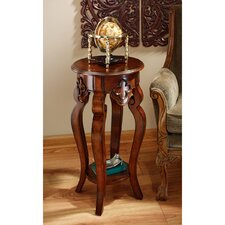 Stirling Castle Gothic Quatrefoil Side Table