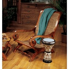 <strong>Design Toscano</strong> Plantation Arm Chair