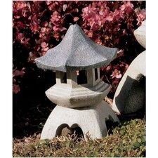 Pagoda Lantern Statue (Set of 2)
