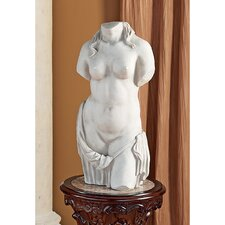 <strong>Design Toscano</strong> Psyche Goddess of Beauty Torso Fragment Statue
