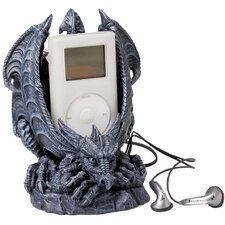 Celadon, The MP3 Player Sentry Sculpture (Set of 2)