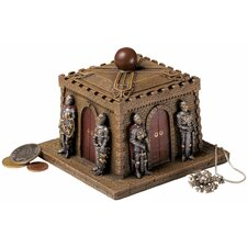 <strong>Design Toscano</strong> Knights' Castle Box (Set of 2)
