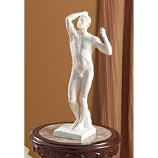 The Bronze Age Nude Male Figurine