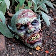 <strong>Design Toscano</strong> Lost Zombie Head Statue