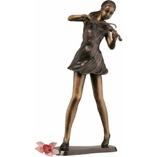 <strong>Design Toscano</strong> The Young Violinist Figurine
