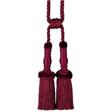 <strong>Design Toscano</strong> Tapestry Tassel Tieback (Set of 2)