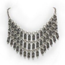 Delphine Necklace and Earrings Ensemble