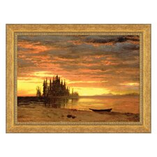 <strong>Design Toscano</strong> California Sunset, 1868 Replica Painting Canvas Art
