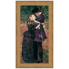 A Huguenot on St. Bartholomew's Day, 1852 by Sir John Everett Millais Framed Painting Print