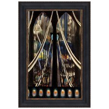 The Brooklyn Bridge, 1922 by Joseph Stella Framed Painting Print