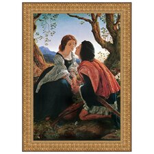 Hesperus, 1857 by Sir Joseph Noel Paton Framed Painting Print