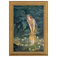 Midsummer Eve, 1908 by Edward Robert Hughes Framed Painting Print