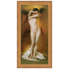 Glow of Gold, Gleam of Pearl, 1906 Replica Painting Canvas Art
