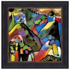 Improvisation IX, 1910 by Wassily Kandinsky Framed Painting Print
