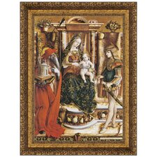 <strong>Design Toscano</strong> La Madonna della Rondine, 1490 Replica Painting Canvas Art