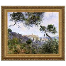 Bordighera, Italy, 1884 by Claude Monet Framed Painting Print