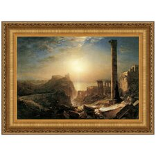 <strong>Design Toscano</strong> Syria by the Sea, 1873 Replica Painting Canvas Art