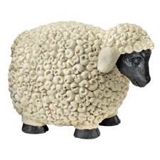 Counting Sheep Garden Statue