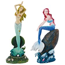 Melody's Cove Mermaid Statue
