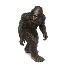 Bigfoot The Garden Yeti Statue