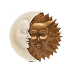 Celestial Harmony Sun & Moon Wall Decor