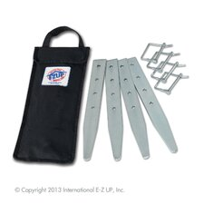 Heavy Duty Stake Kit (Set of 4)