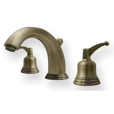 Blairhaus Widespread Adams Bathroom Faucet with Double Handles