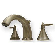 <strong>Whitehaus Collection</strong> Blairhaus Widespread Jacksons Bathroom Faucet with Double Handles