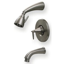 Blairhaus Monroe Pressure BalanceTub and Shower Faucet
