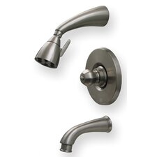 <strong>Whitehaus Collection</strong> Blairhaus Washington Pressure Balance Tub and Shower Faucet
