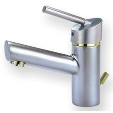 Centurion Single Hole Bathroom Faucet with Single Handle