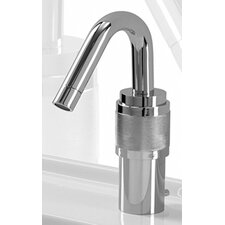 <strong>Whitehaus Collection</strong> Gesto Single Hole Bathroom Faucet Less Handles