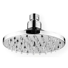 "ShowerHaus 6"" Round Rainfall Shower Head"