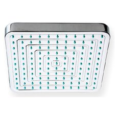 "<strong>Whitehaus Collection</strong> ShowerHaus 8"" Square Rainfall Shower Head"